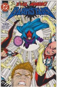Darkstars #4 (1993)