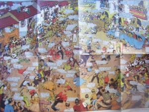 POSTERS DE LA COLECCIÓN HISTORIA DE LOS COMICS