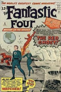 Fantastic Four #13 (ungraded) stock photo / SCM