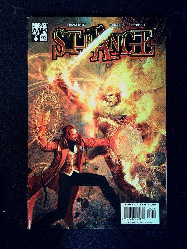 Strange #6 (2005)