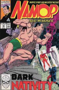 Namor, The Sub-Mariner #10 VF/NM; Marvel | save on shipping - details inside