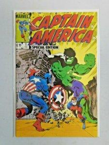 Captain America Special Edition #1 8.0 VF (1984)