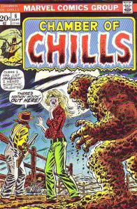 Chamber of Chills #6 (Sep-73) VF/NM High-Grade