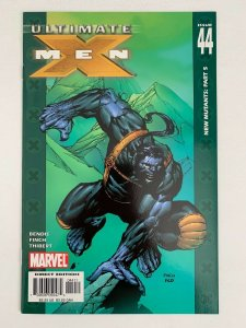 Ultimate X-Men #44 New Mutants Part 5 (2001 Marvel Comics) NM