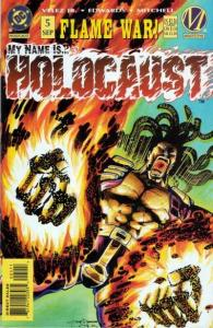 My Name is Holocaust #5, VF+ (Stock photo)