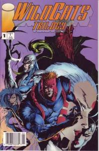 WildC.A.T.S. Trilogy #1, NM- (Stock photo)