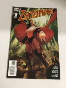 Zatanna 1 Vf/Nm Very Fine/Near Mint 9.0 DC Comics