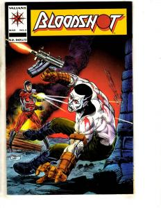 5 Indy Comics Bloodshot # 2 Age Of Reptiles # 2 1 Project A-KO # 3 Spooky 3 J316