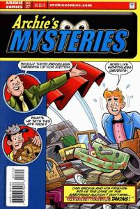 Archie's Mysteries #27 VF/NM; Archie | save on shipping - details inside