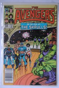 The Avengers, 259