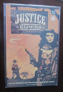 Justice Riders #1 - 9.0/NM (1996)