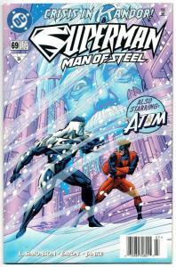 Superman The Man of Steel #69 (DC, 1997) VF