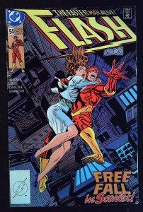 The Flash #54 (1991)