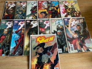 X-Treme X-Men #17,19,27 thru 37 (2005)