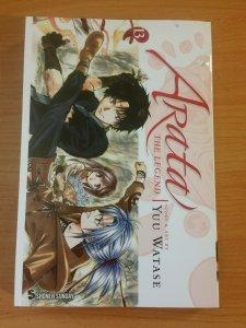 Arata The Legend Manga #13 ~ NEAR MINT NM ~ 2009