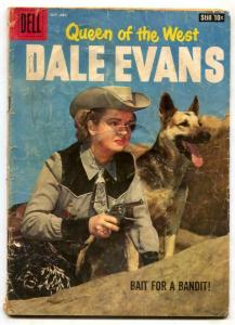 Queen of The West Dale Evans #21 1958- reading copy
