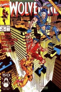 Wolverine (1988 series) #42, NM