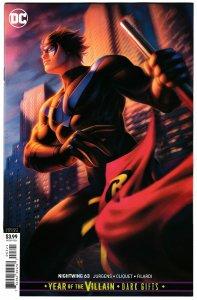 Nightwing #63 Louw Variant Cvr (DC, 2019) NM
