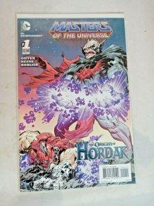 Masters Of The Universe Origin Of Hordak #1 DC Comics Griffen Keene Koblish NM