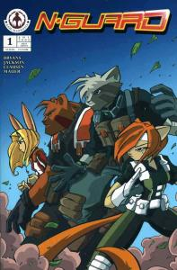 NGuard #1 VF/NM; Markosia | save on shipping - details inside