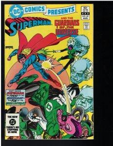 DC Comics Presents #60 (1983)