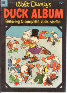 DUCK ALBUM F.C. 531 VG 1953 COMICS BOOK