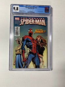 Amazing Spider-man 519 Cgc 9.8 Marvel