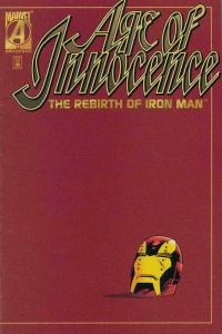 Age of Innocence: The Rebirth of Iron Man #1 VF/NM; Marvel | save on shipping -