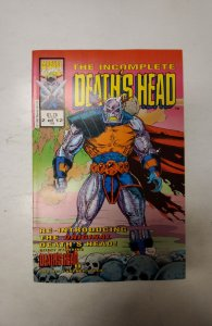 The Incomplete Death's Head (UK) #2 (1993) NM Marvel Comic Book J720