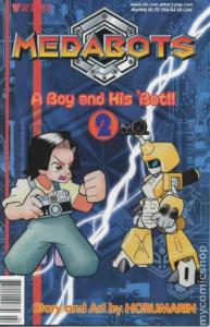 Medabots #2 VF/NM; Viz | save on shipping - details inside
