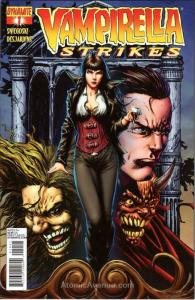 Vampirella Strikes (2nd Series) #1D VF/NM; Dynamite | save on shipping - details