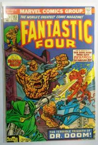Fantastic Four (1st Series) #143, 5.0 (1974)