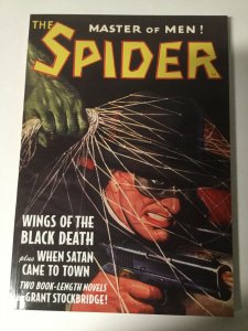 The Spider 4 Nm Near Mint Pulp Reprint