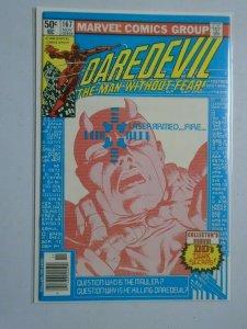 Daredevil #167 Newsstand Edition 7.0 (1980)