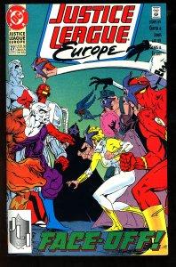 Justice League Europe #27 (1991)