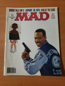 Mad Magazine #275 ~ VERY GOOD - FINE FN ~ December 1987