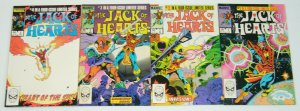 Jack of Hearts #1-4 VF/NM complete series  bill mantlo marvel comics set lot 2 3