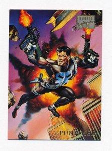1996 Marvel Masterpieces #36 Punisher