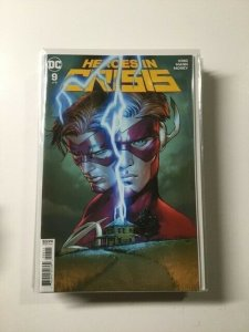 Heroes In Crisis #9 (2019) HPA