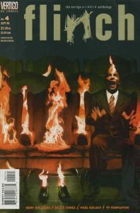 Flinch #4 VF/NM; DC/Vertigo | save on shipping - details inside