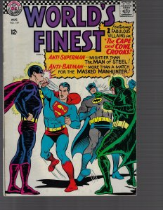 World's Finest #159 (DC, 1965)  FN/VF
