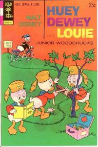 HUEY DEWEY & LOUIE (1966-1984 GK) 27 VF-NM  July 1974 COMICS BOOK