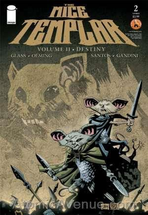 Mice Templar, The (Vol. 2) #2B VF/NM; Image | save on shipping - details inside