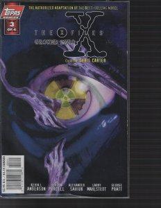 X-Files #3 Ground Zero (Topps, 1998) NM