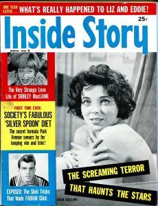 Inside Story 3/1960-Jill St John-Shirley MacLaine-exploitation-rackets-VG