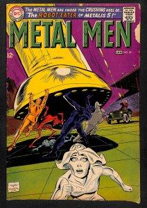 Metal Men #29 (1968)