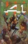 A-1 (1992 series) #3, NM- (Stock photo)