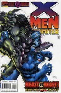 X-MEN UNLIMITED (1993 MARVEL) #10 NM- AGT9EX