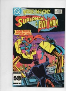 WORLD'S FINEST #317, NM-, Batman, Superman, CheapJack, 1941 1985, more in store