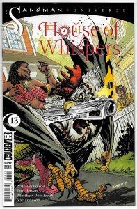 House Of Whispers #13 Sandman Universe (DC, 2019) NM